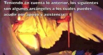 A qué ángeles acudir