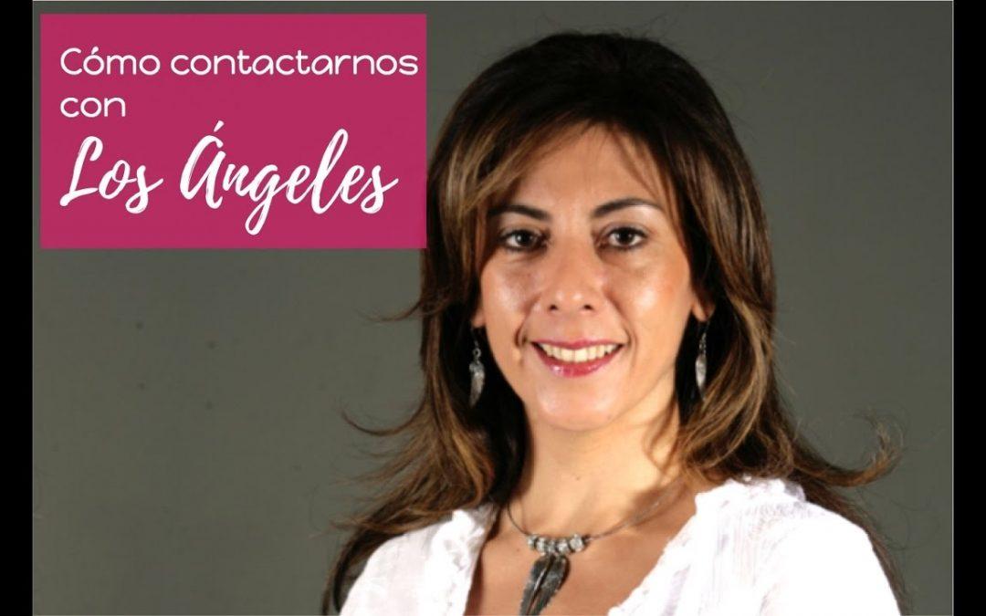 Cómo contactar a tus ángeles – primeros pasos